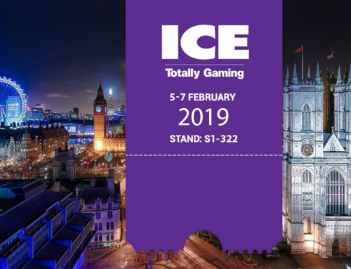 Visit us at ICE Totally Gaming Show in London 2019