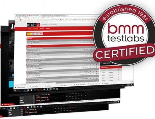 Evona Electronic's BetX sports betting solution is now BMM certified
