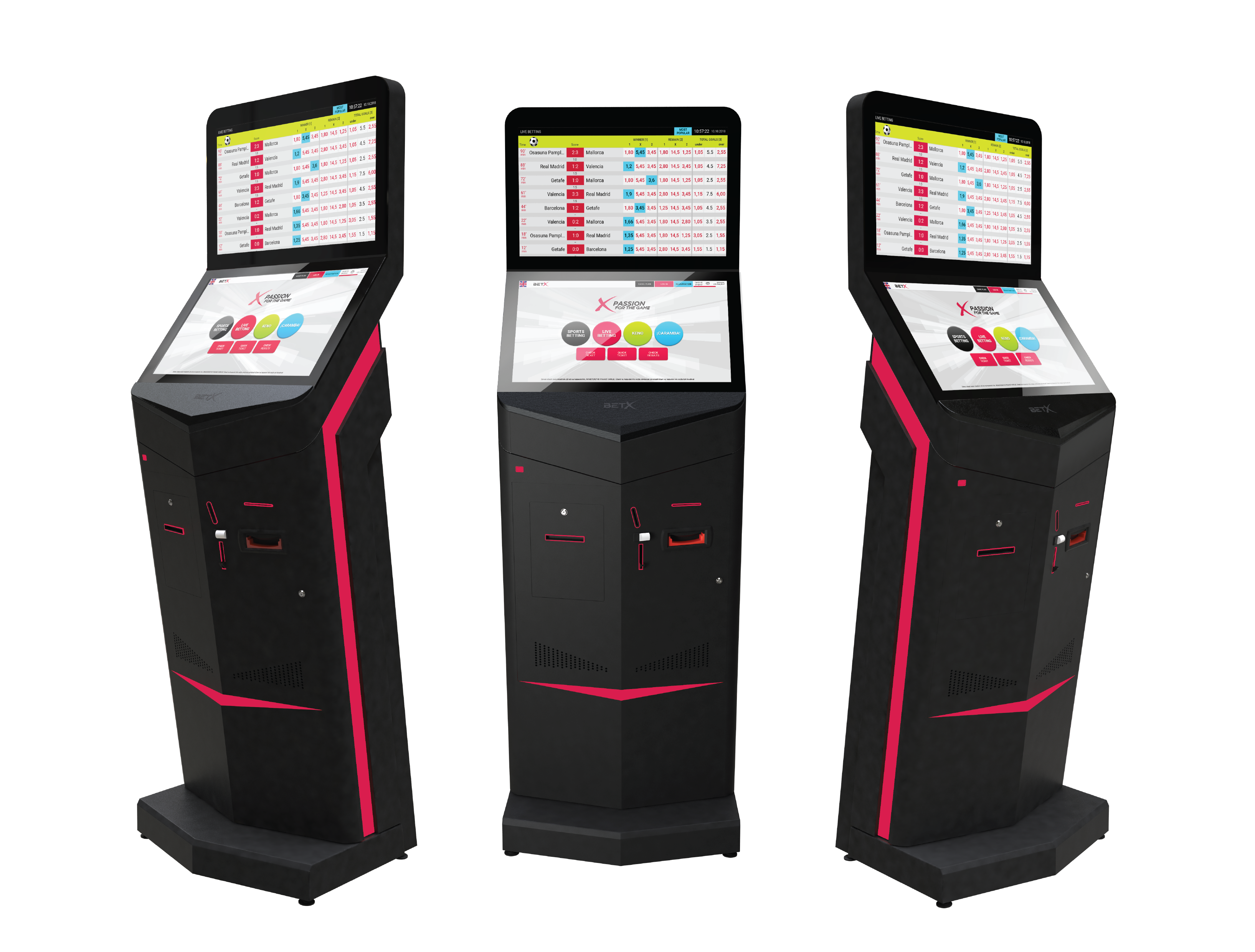 Automated payout machines betting terminals rdp all ireland football championship 2021 betting tips